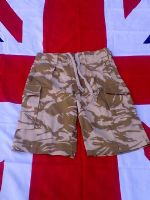 EX ARMY MILITARY LIGHT WEIGHT DESERT COMBAT SHORTS